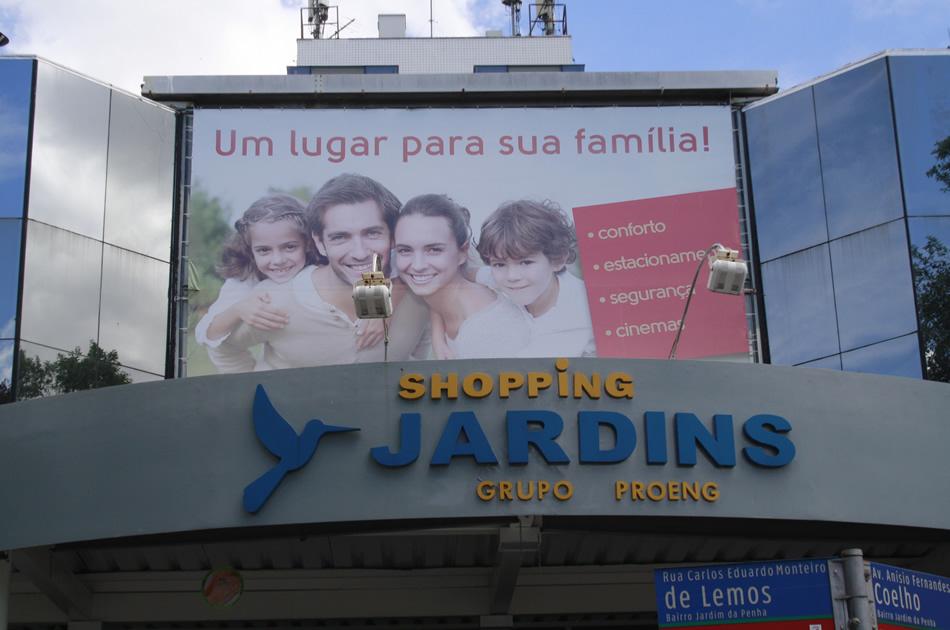 Shopping Jardins – Vitória