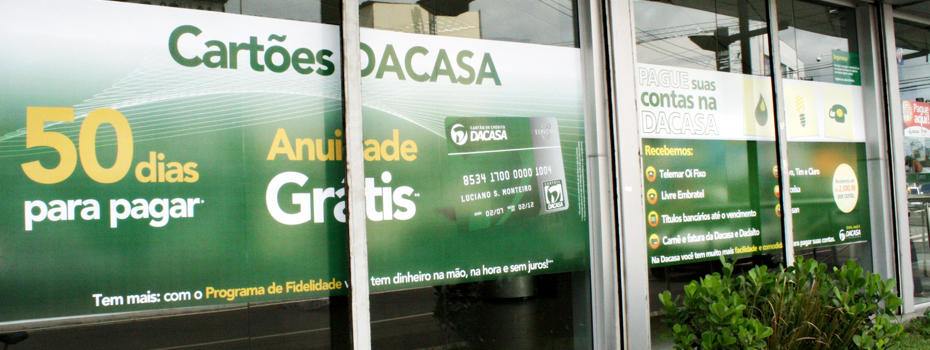 Dacasa Financeira – Serra