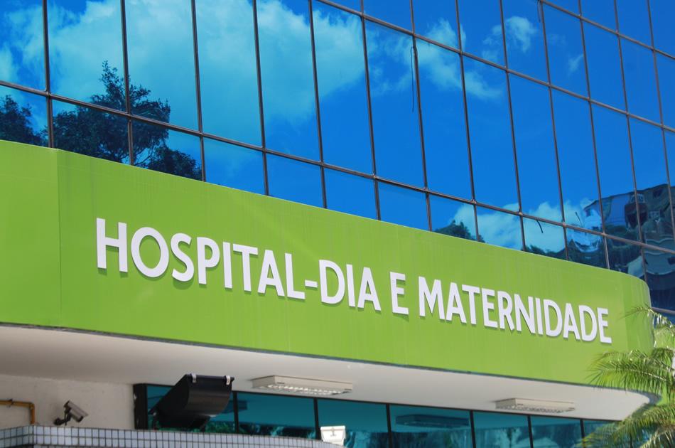 Hospital Dia e Maternidade Unimed – Vitória