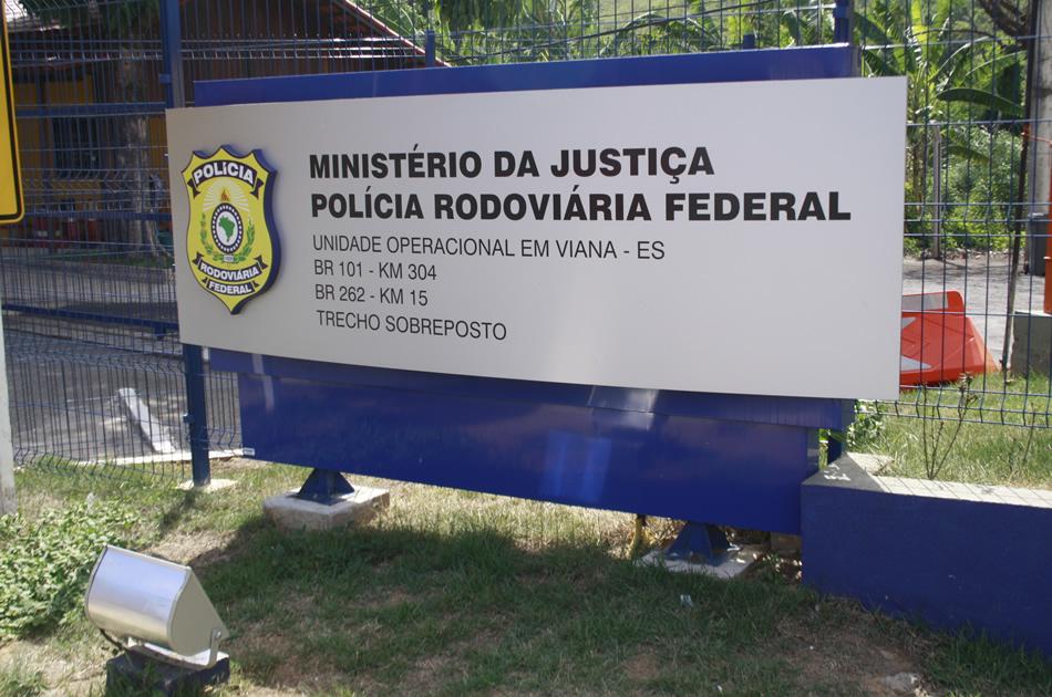 Polícia Rodoviária Federal – Viana