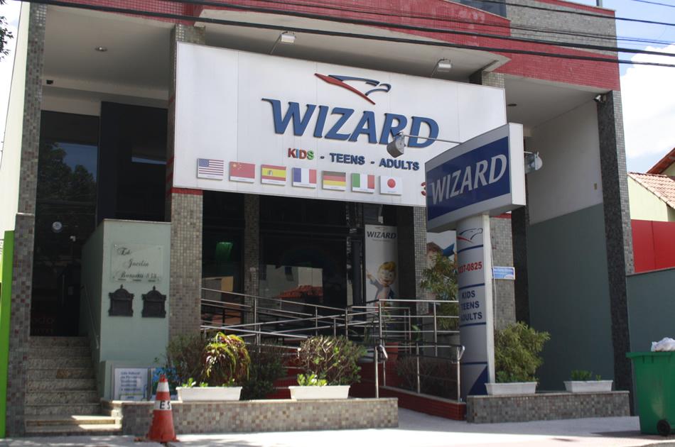 Escola Wizard – Vitória
